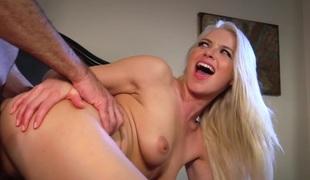 babe blonde pornostjerne blowjob ass doggystyle puling